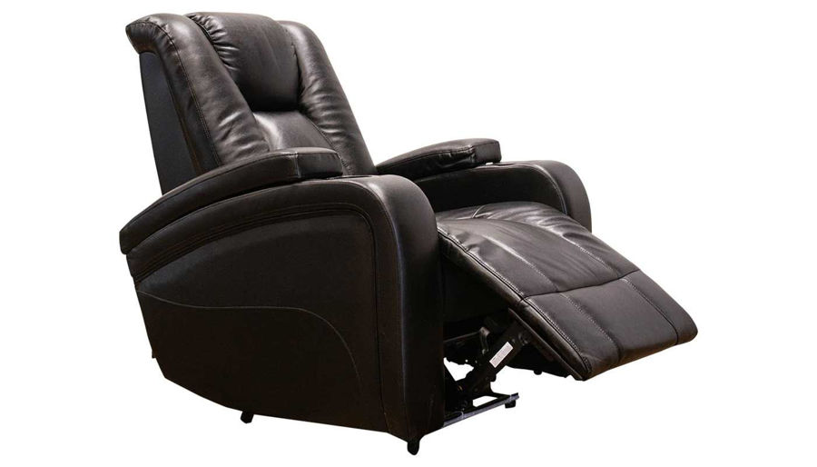 Picture of Panther Black Power Recliner