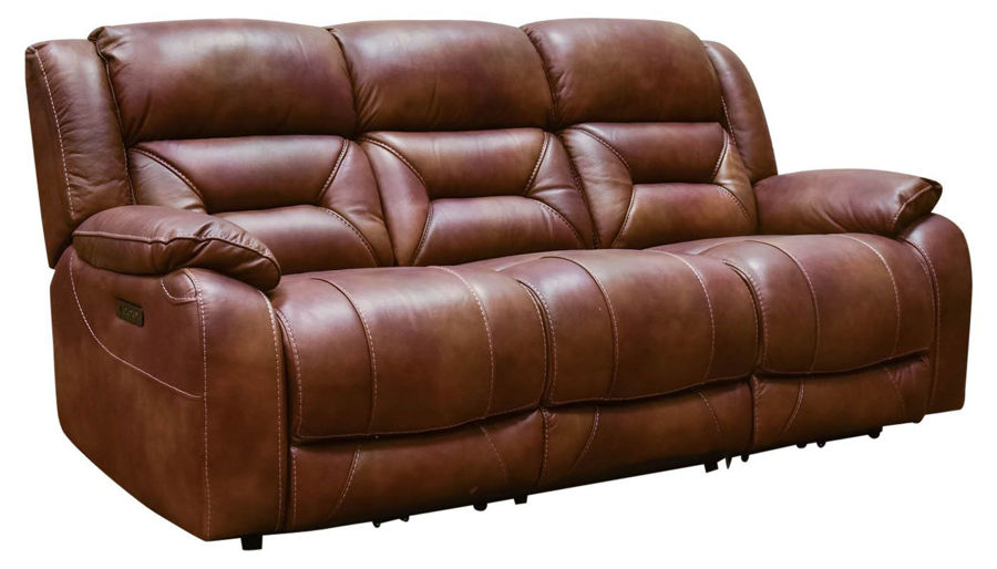Picture of Home Run Power Sofa, Loveseat & Recliner