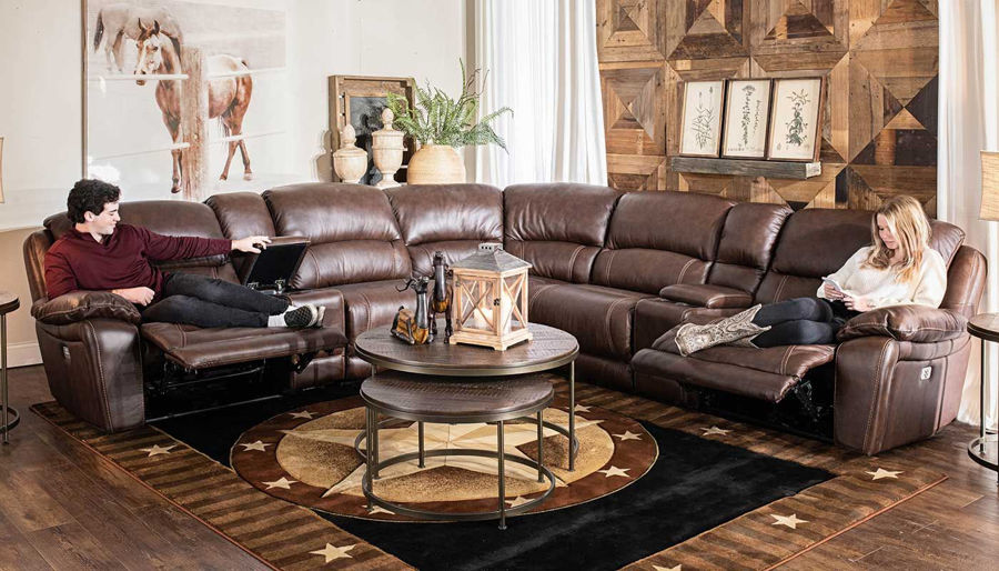 Picture of Perfecto 7-Piece Sectional