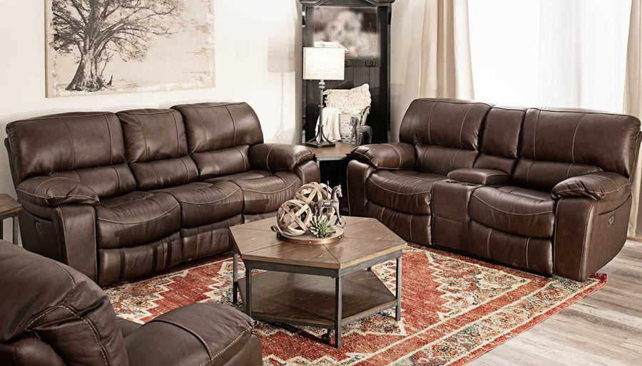 Picture of Touchdown Power Sofa, Loveseat & Recliner