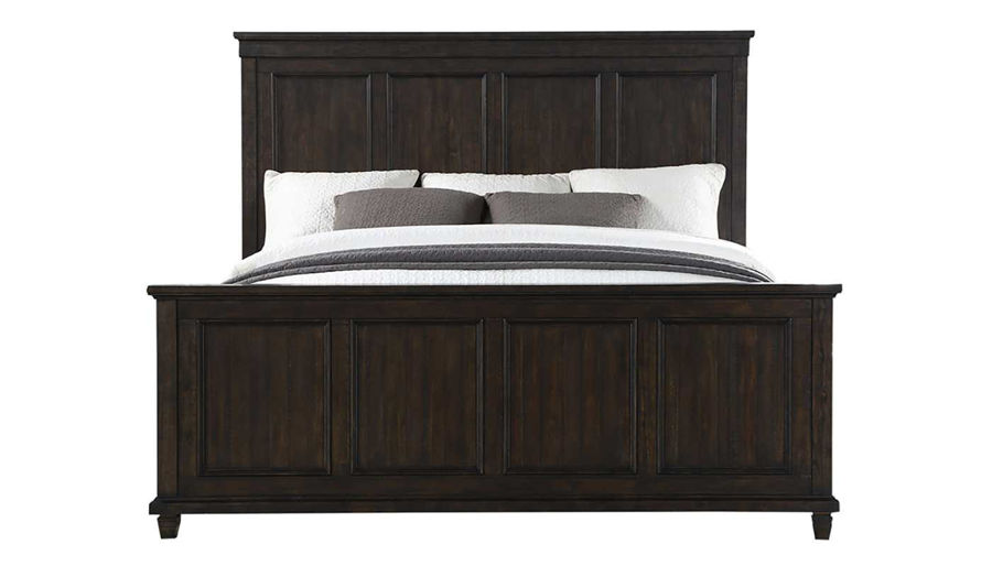 Imagen de Cedar Grove King Bed, Dresser, Mirror & 2 Nightstands