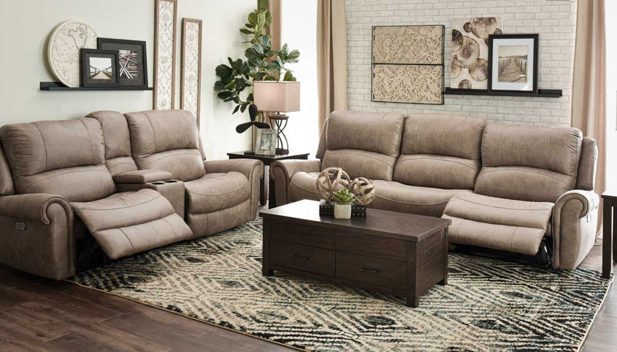 Picture of Game Day Power Sofa, Loveseat & Recliner
