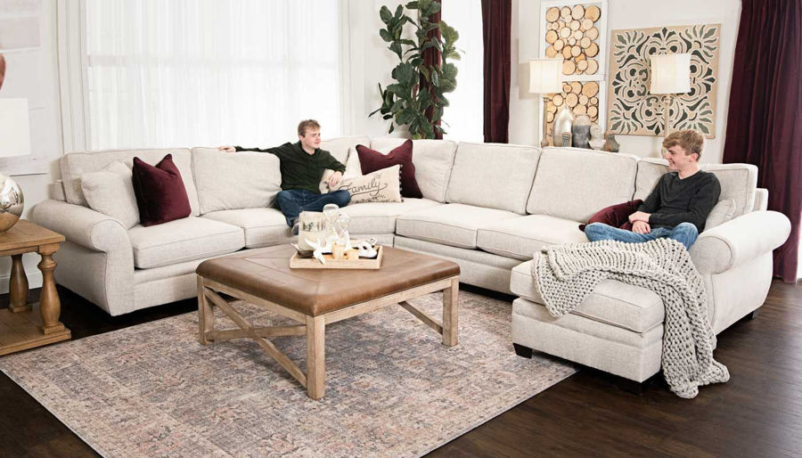 Picture of Pierce Sectional with Chaise