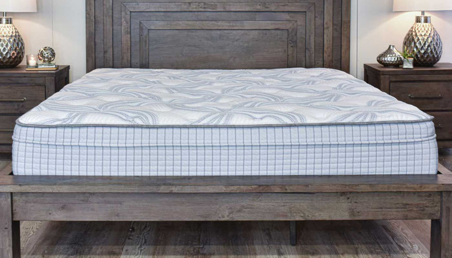 Imagen de Spring Air Queen Mattress Set