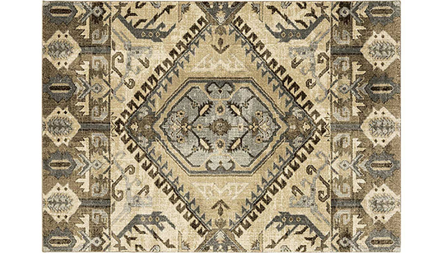 Picture of Florence Medallion Rug 8X11