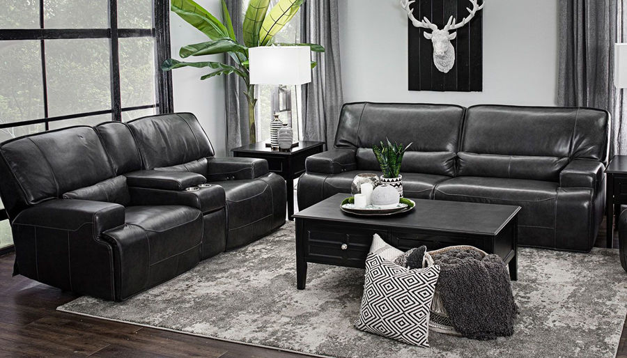 Picture of Ultimate III Power Sofa & Loveseat