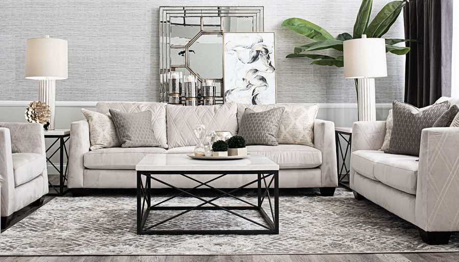 Picture of Cascade Sofa, Loveseat & Chair