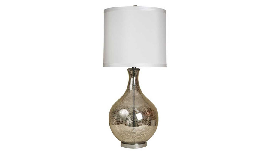 Picture of Classical Urn Mercury Glass Table Lamp