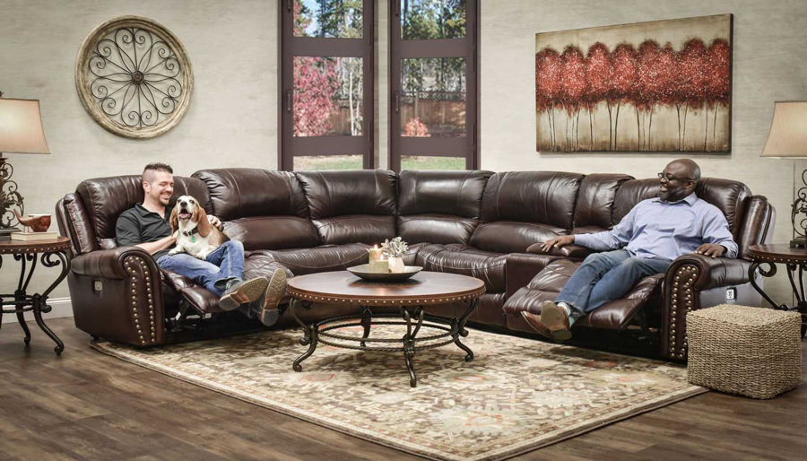 Picture of Cowboy 5 Piece Sectional