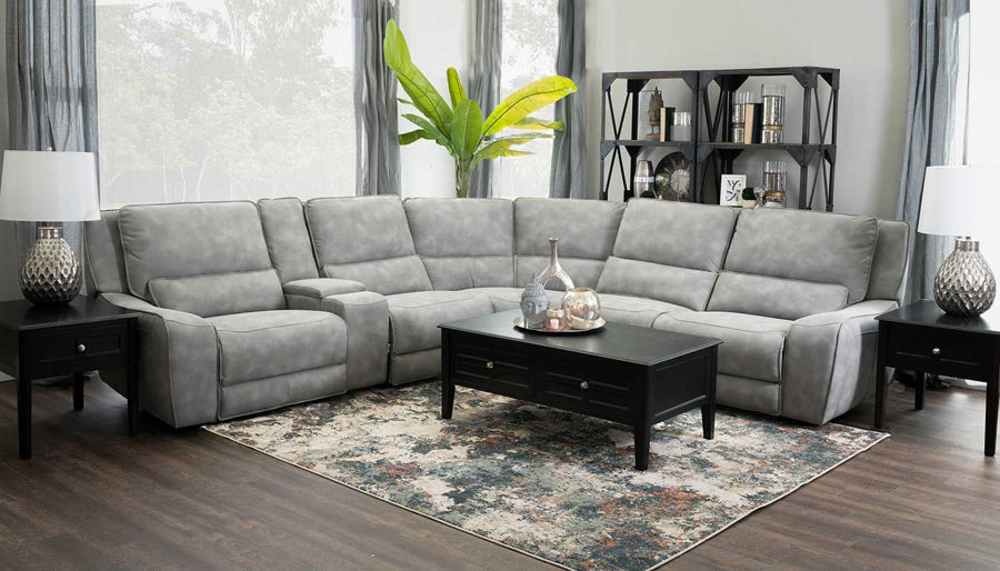 Picture of Maui 6-Piece Power Sectional