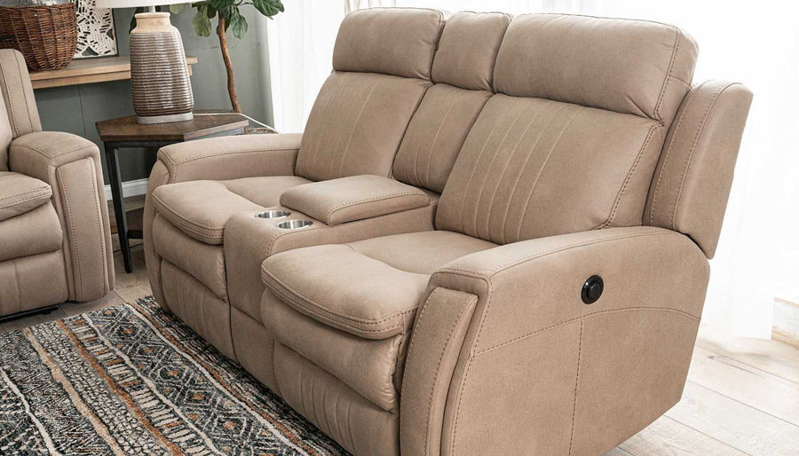 Picture of Georgia Power Sofa & Loveseat