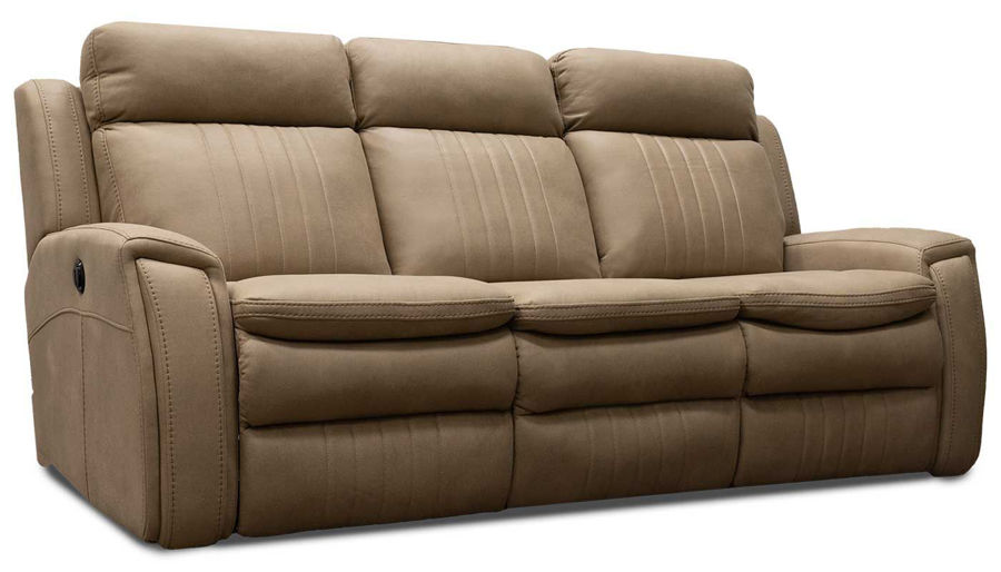 Imagen de Georgia Power Sofa, Loveseat & Motion Recliner