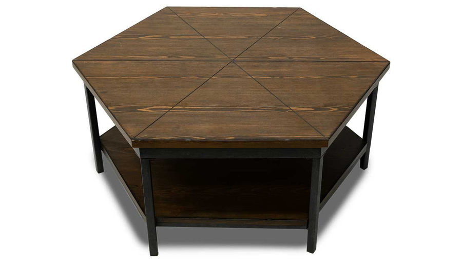 Picture of Ultimo Hexagon Lift Top Coffee Table