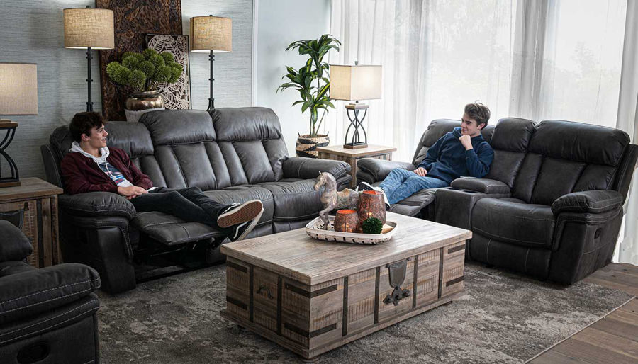 Picture of Saint Croix Sofa & Loveseat