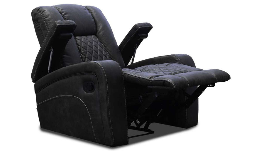 Picture of Grand Cayman Grey Recliner