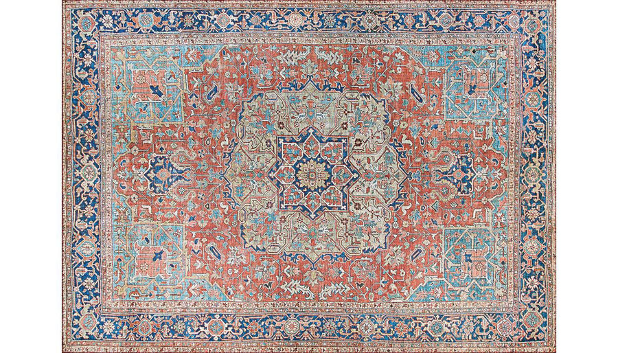 Picture of Pasha Ruby Rug 8'X10'
