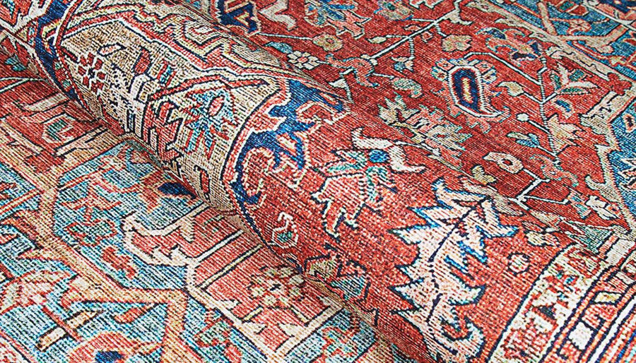 Picture of Pasha Ruby Runner 2'X8'
