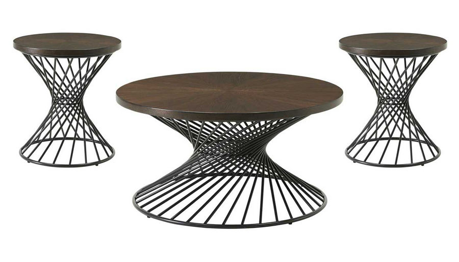 Picture of Terri 3 Piece Table Set