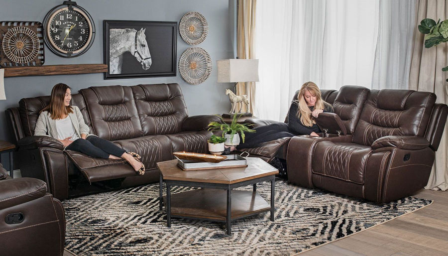 Picture of Romeo Motion Sofa & Loveseat