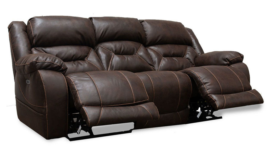 Imagen de Houston Chocolate Power Sofa