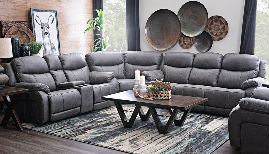 Picture of Neymar Motion Sectional