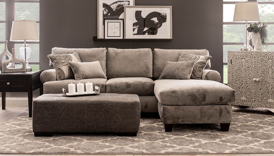 Picture of Nimbus Sectional with Ottoman