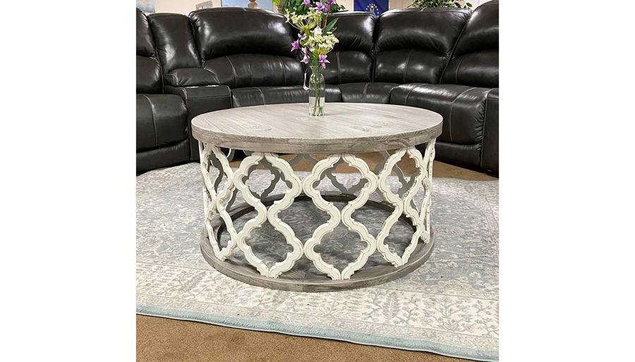 Picture of Brocade Coffee Table