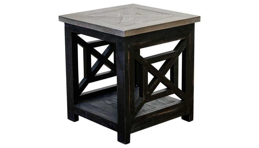 Picture of X Squared End Table
