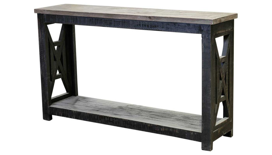 Picture of X Squared Sofa Table