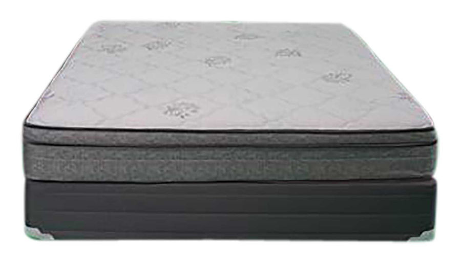 Picture of Angelina II Twin Mattress & Low Profile Foundation