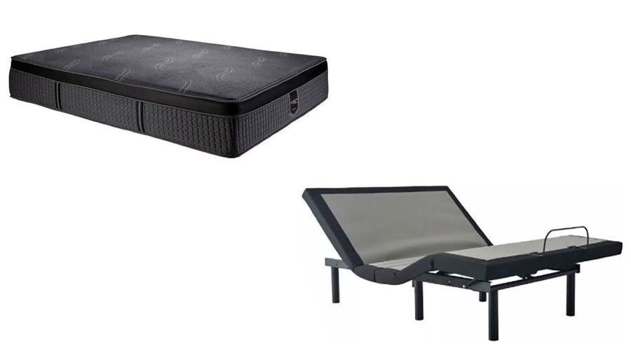 Picture of Ruby Twin XL Mattress & M300 Adjustable Base