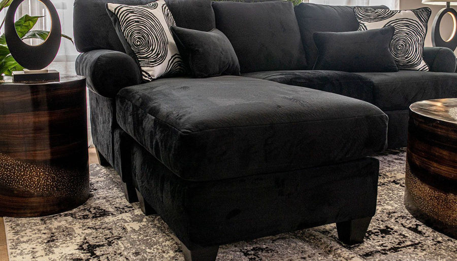 Picture of Stratus Sectional & Ottoman