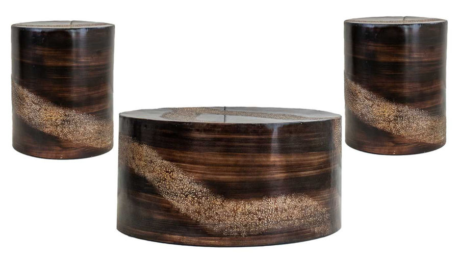 Picture of Nara 3 Piece Table Set
