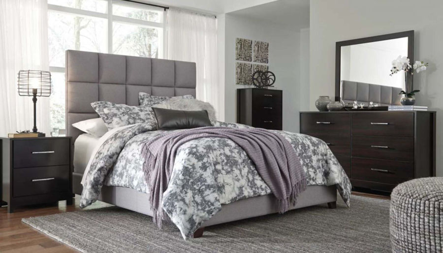 Picture of Dolce Grey Bed