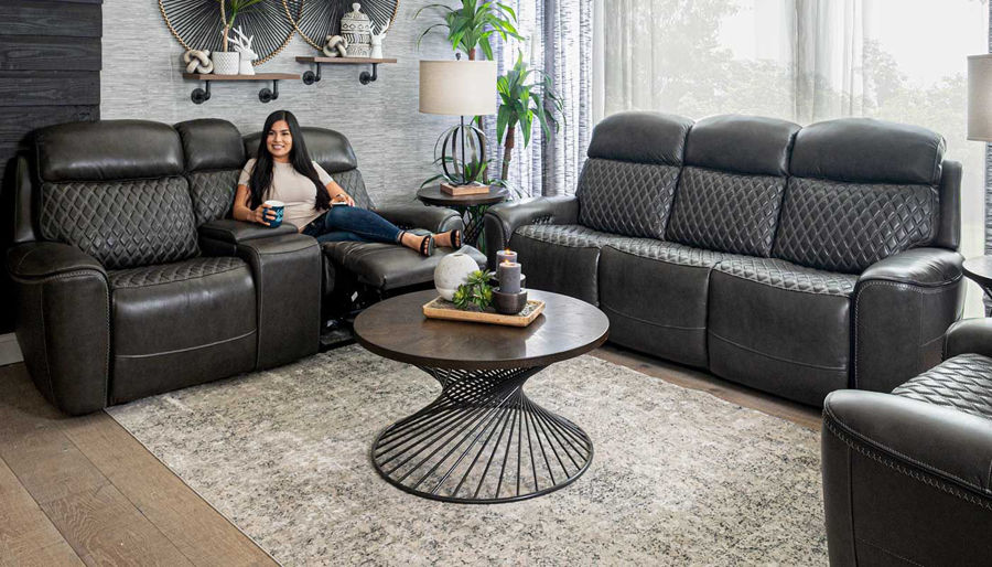 Picture of Cayenne Power Sofa & Loveseat