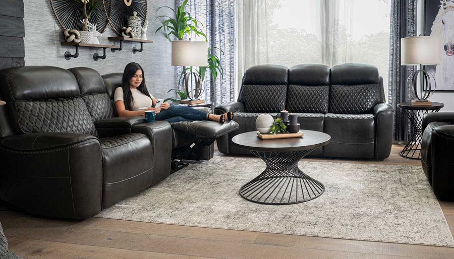 Picture of Cayenne Power Sofa, Loveseat & Recliner