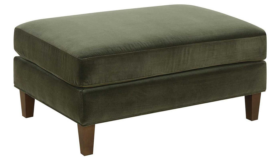 Picture of Dryden Green Sofa, Loveseat, Chair, & Ottoman