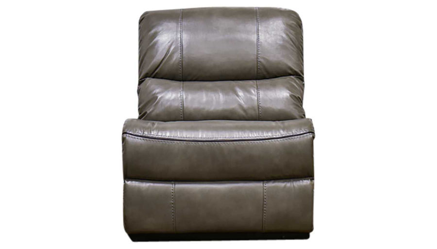 Picture of Avenger Grey Power Armless Power Recliner