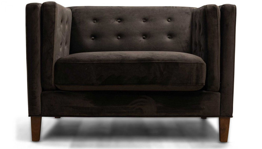 Picture of Dryden II Chocolate Chair