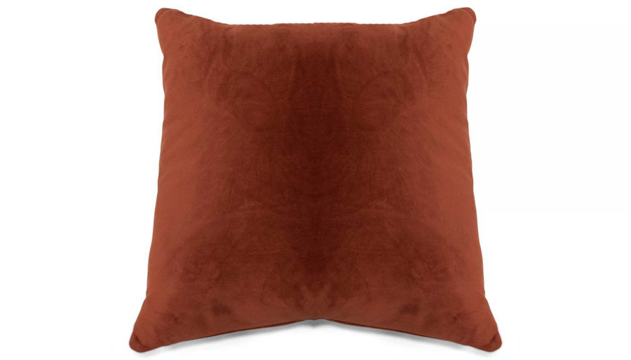Picture of Dryden II Rust Body Pillow